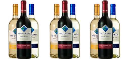 Two Oceans wine must change their packaging photo