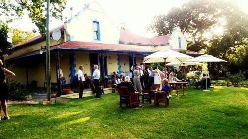 fynbos estate e1428594296169 The Top 25 Most Romantic Wineland Wedding Venues
