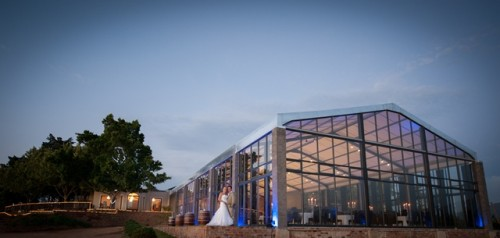 outside in e1428593130295 The Top 25 Most Romantic Wineland Wedding Venues