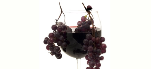 1 grape cluster = 1 glass photo