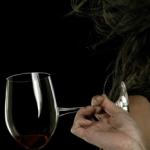 New Age Wine Glass photo