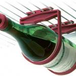 Fridge Wine Holder photo