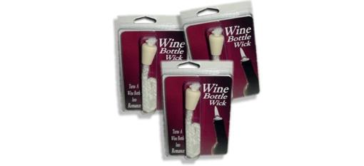 Wine BottleWicks photo