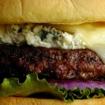 DIY Blue Cheese Burgers photo