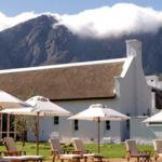 Franschhoek farm on the market for R80 Million photo