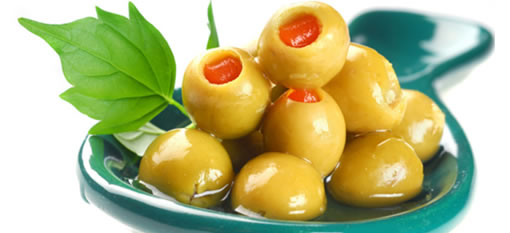 How Stuffed Olives Are Made photo