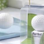 Par-Tee Golf Ball Bottle Stopper photo