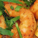 Rum and Lime Prawns photo