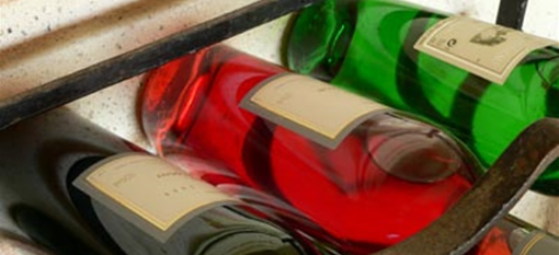 How to store your wine photo