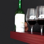 Munimula Wine Tray photo