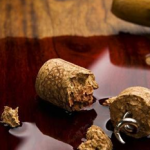What to do with crumbling cork photo