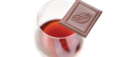 Tips for matching wine and chocolate photo
