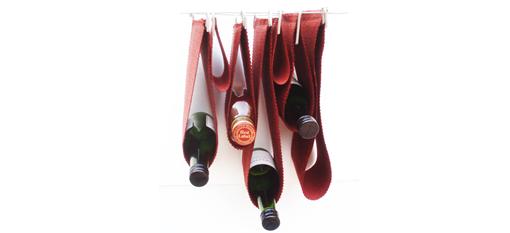 Flat Pack Wine Rack photo