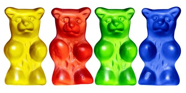 g1 Goldilocks and the Gummi Bears