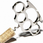Knuckle Duster Corkscrew photo