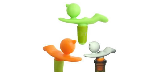 Surfs-up bottle stoppers photo