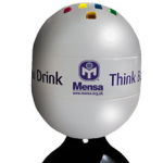 Think Before You Drink Bottle Stopper photo
