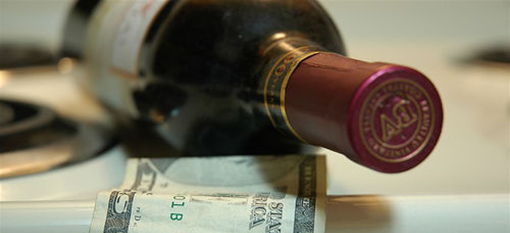 Budget wines to help you swallow those January bills photo