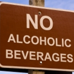Alcohol law in California photo