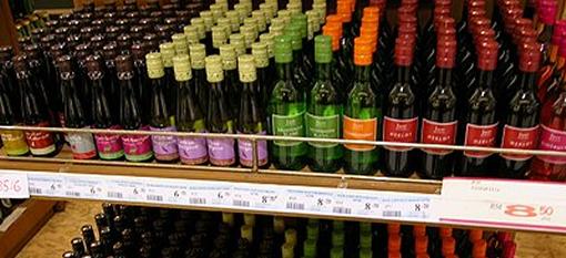 Wine investors do not like half bottles photo