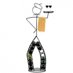 Stickman Wine Rack photo