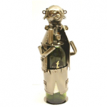 Waiter Man Wine Bottle Holder photo