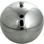 Sphere Stainless Steel Ice Bucket photo
