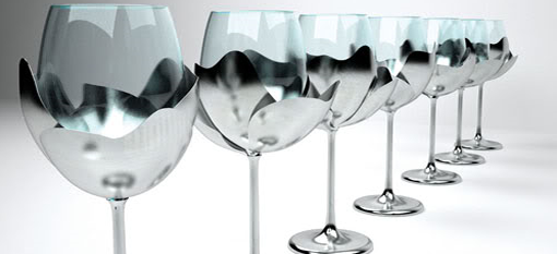 Petal Wine Glasses photo