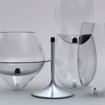 Interchangeable Wine Glasses photo