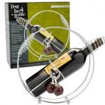 Don't break the bottle wine caddy photo