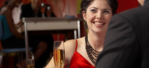 Are you being judged on your wine knowledge on a date? photo