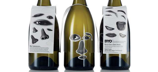Build Your Own Face Wine photo