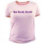 Syrah T-shirt photo