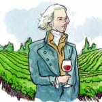 Thomas Jefferson the Wine Slut photo