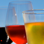 When it comes to health, wine wins over beer photo