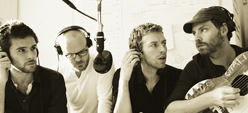 What do Coldplay have against Chardonnay? photo