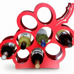 Grape Wine Rack photo