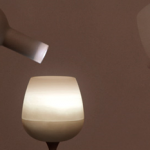 The Light Sommelier interactive light photo