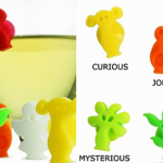 VacuVin Party People Glass Markers photo