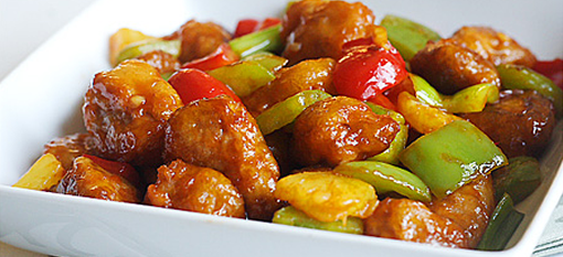 Very Easy Sweet and Sour Pork photo