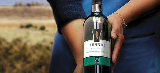 A sip of fair trade with Thandi Wines photo