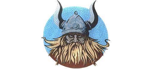 The Viking Wine Glass photo