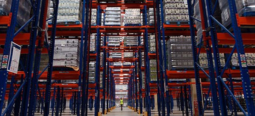 Europe's largest drinks warehouse photo