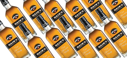 Bain`s Cape Mountain Whisky named best in the world photo