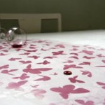 Turn your table into poetry with a Underfull Table Cloth photo
