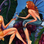 The Irish, Fairies and Wine photo