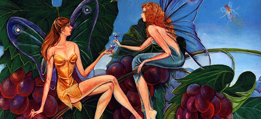 The Irish, Fairies and Wine photo