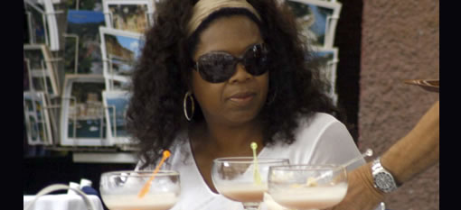 Who is drinking Lemondrop vodka martinis? photo