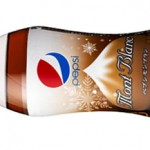 Pepsi Mont Blanc Bottles The Flavors Of Chestnuts And Snow photo