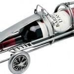 The Race Car Wine Bottle Holder photo